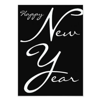 Happy New Year ~ 2016 Greeting Card 13 Cm X 18 Cm Invitation Card