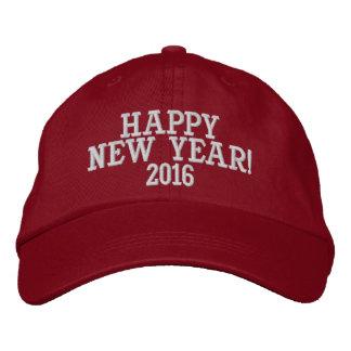 HAPPY NEW YEAR 2016 PARTY HAT BASEBALL CAP