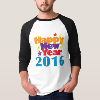 Happy New Year 2016 T-Shirt