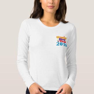 Happy New Year 2016 T Shirt