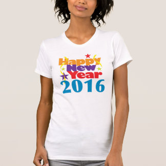 Happy New Year 2016 T-shirts