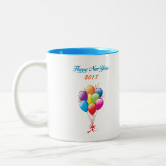 Happy New Year 2017 Cup