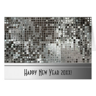 Happy New Year 20XX Greeting Cards
