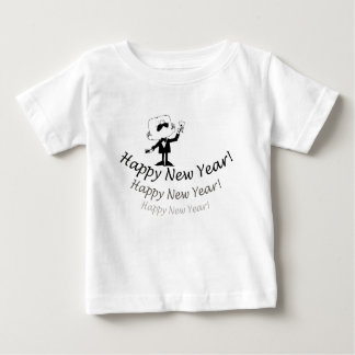 Happy New Year Baby T-Shirt