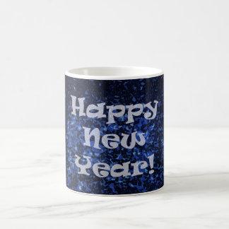 Happy New Year! Basic White Mug