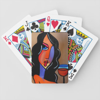HAPPY NEW YEAR BICYCLE PLAYING CARDS