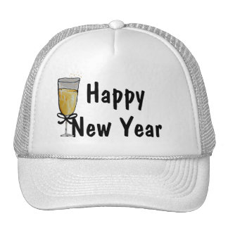 Happy New Year Hats