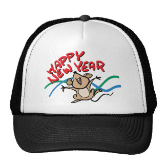 Happy New Year Cap