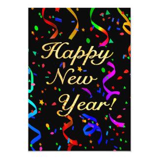 """Happy New Year!"" Card"