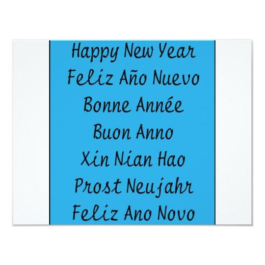 ** Happy New Year ** Card