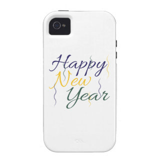 Happy New Year iPhone 4/4S Cover