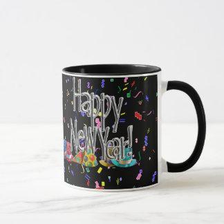HAPPY NEW YEAR! CHOICES MUG