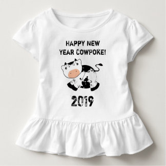 Happy New Year CowPoke! Tees