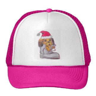 Happy New Year Dog Trucker Hat