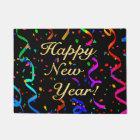 """""""Happy New Year!"""" doormat"""