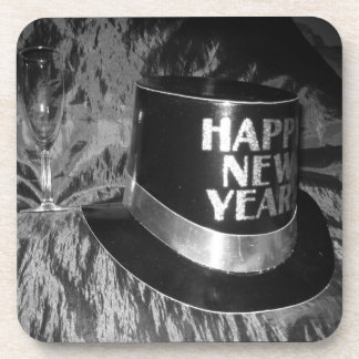 Happy New Year Drink Coaster