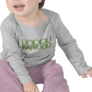 Happy New Year green Infant T-shirt