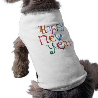 Happy New Year Greeting Shirt