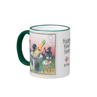 Happy New Year © Happy New Year Ringer Mug