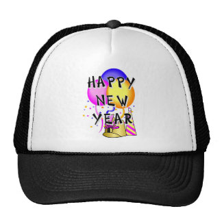 Happy New Year! Hat