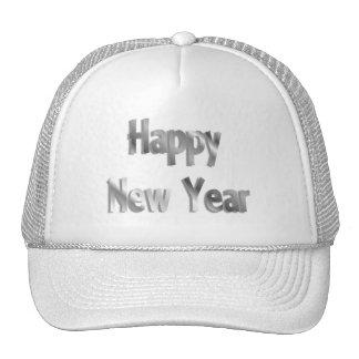 happy new year trucker hats
