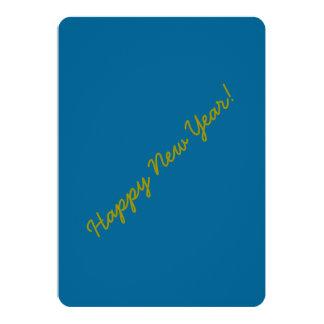 Happy New Year! Invitation Card