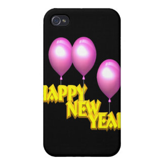 Happy New Year iPhone 4 Covers