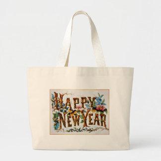 Happy New Year! - Jumbo Tote Bag