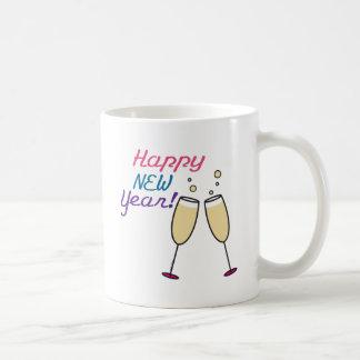 Happy New Year Merchandise Mug
