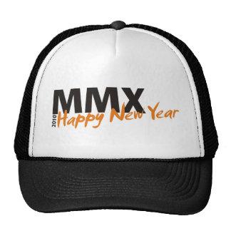 Happy New Year MMX Cap