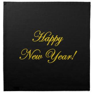 Happy New Year! Napkin