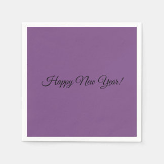 Happy New Year! Napkins Paper Napkins