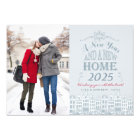 Happy New Year New Home | Holiday Photo Card