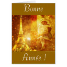 Happy new year of Paris Card