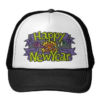 Happy New Year Parties Cap