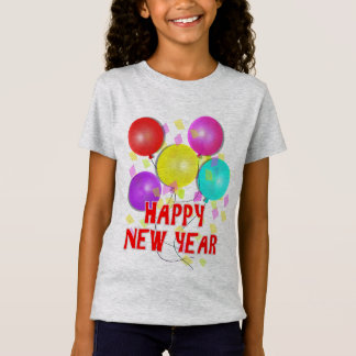 Happy New Year Party Celebration Graphic T-Shirt