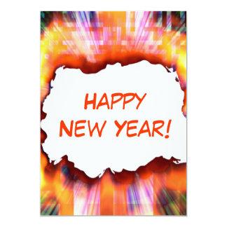 Happy New Year! Party Invitation