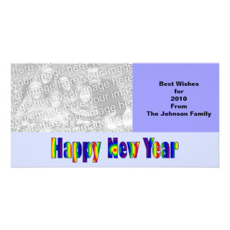 Happy New year Photo Cards