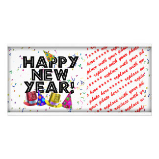 HAPPY NEW YEAR! PHOTO CARDS
