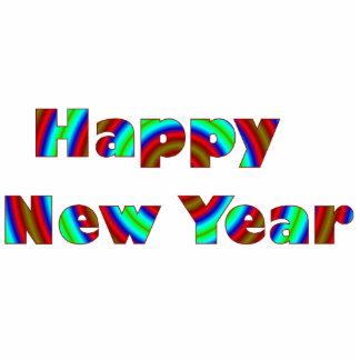 Happy New Year Photo Cutouts