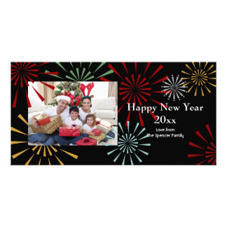 Happy New Year Photocards Photo Cards