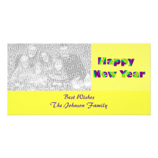 Happy New year Picture Card