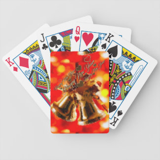 Happy New Year Playing Cards