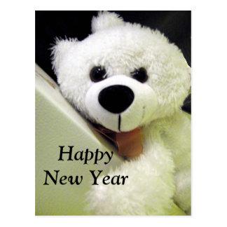 Happy New Year_ Postcard Postcard