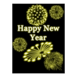 Happy New Year! Poster