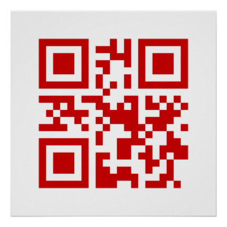 Happy New Year! -- QR Code Poster