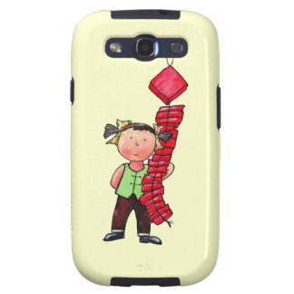 Happy New Year Samsung Galaxy S Case Galaxy S3 Cases