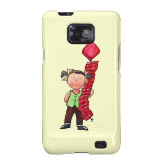 Happy New Year Samsung Galaxy S Case Galaxy S2 Cover