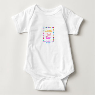 Happy New Year shirt for kids