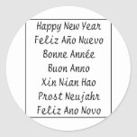** Happy New Year ** Sticker
